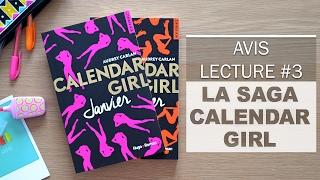 Calendar Girl d'Audrey Carlan | Avis lecture #3