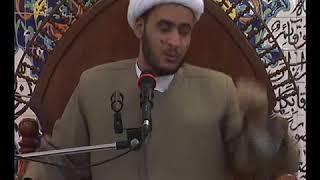 معلومة مهدوية غائبة عن الكثير ..الشيخ سلام العسكري