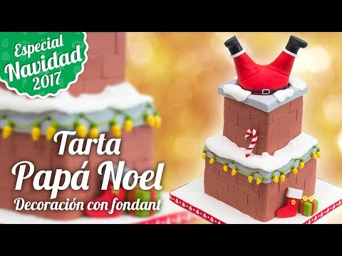 Xxx Mp4 TARTA PAPÁ NOEL O SANTA CLAUS ESPECIAL NAVIDAD Quiero Cupcakes 3gp Sex