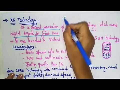 Xxx Mp4 1g 2g 3g 4g 5g Technology Mobile Computing Lec 5 By Bhanupriya 3gp Sex