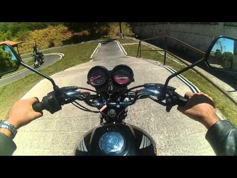 simulação de exame moto pista contagem MG