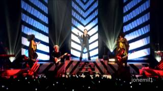 Adam Lambert - For Your Entertainment Live @ Hartwall Areena