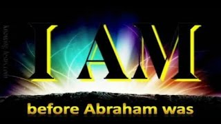 God of Abraham Isaac and Jacob - God = Love - God LOVES you