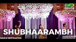 SHUBHAARAMBH CHOREOGRAPHY    DANCE DESTINATION   DARRSHAN MEHTA   KAI PO CHE