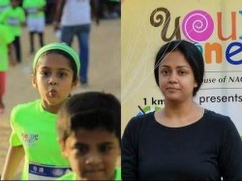 Xxx Mp4 Jyothika Encouraged Her Daughter Dia To Run Hot Tamil Cinema News 3gp Sex