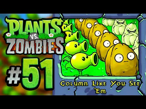 Column Like You See Em Plants vs. Zombies