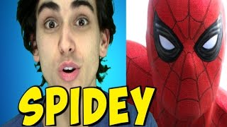 WHY DO SPIDER-MAN'S EYES MOVE IN CIVIL WAR?