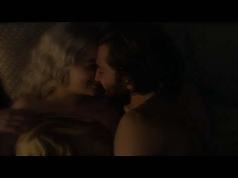 Порно сцена дейнерис и джон сноу