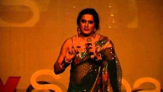 Laxmi Tripathi at TEDx Sabarmati