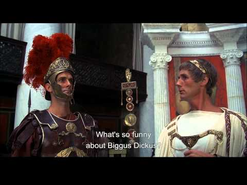 Xxx Mp4 Biggus Dickus Monty Python Life Of Brian 3gp Sex