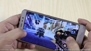 Redmi Note 3 India Gaming Review, Benchmarks Scores