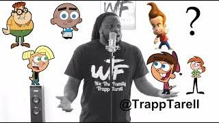 Trapp Tarell - Timmy Turner Story (Pt 1-5) #SippGodMixtape