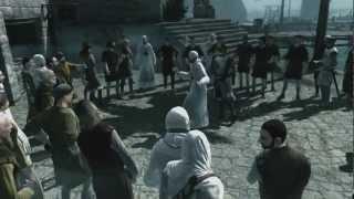 Assassin's Creed 1 Story German HD Cutscenes / Movie