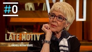 Late Motiv: Concha Velasco, Reina Juana #LateMotiv61 | #0