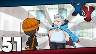 Pokémon X and Y - Episode 51 | Snowbelle Gym Wulfric!