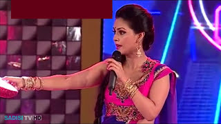 පූජාට වැරදෙයි  Pooja Umashankar's mistake at Derana City of Dance TV programme