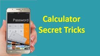 Android Calculator Secret Trick