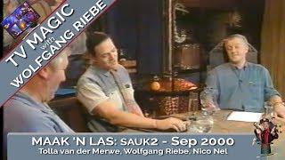 Maak 'n Las; September 2000 met Wolfgang Riebe