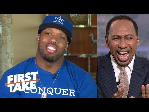 Terrell Suggs on Kyler Murray signing with the Cardinals and his Ravens career First Take
