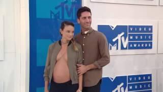 Laura Perlongo at MTV Video Music Awards