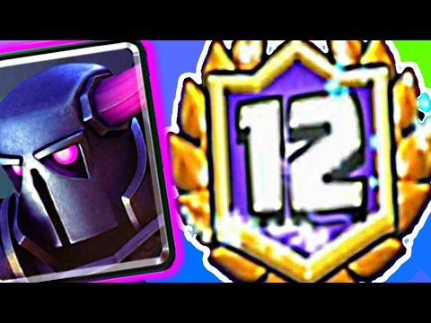 2x ELIXIR DRAFT 12 WINS! - Clash Royale