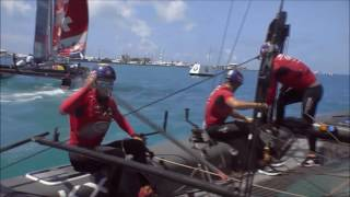 Youth America's Cup Finals Day #2, June 21 2017