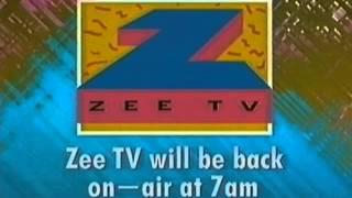 Zee TV Closedown (1997)