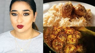 Cleaning Makeup room || Mushroom 65 || Malai Kofta Short Recipes