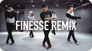 Finesse Remix - Bruno Mars / Koosung Jung Choreography