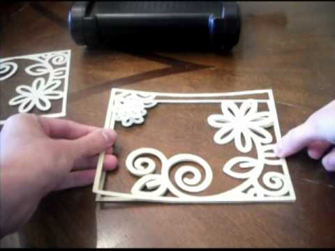 How to Make your Own Embossing Plate Folders