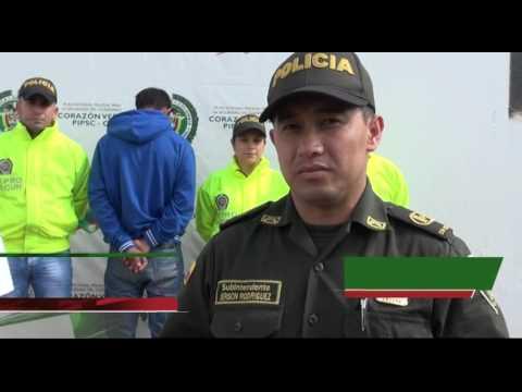 CAPTURA POR EL PRESUNTO DELITO DE ACCESO CARNAL VIOLENTO EN ZIPAQUIRÁ