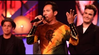 DJ Bobo puso a bailar a Katia Palma con su presentación en Yo Soy