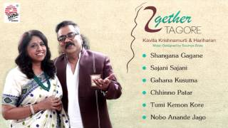 Gahana Kusuma Kunj Maajhe - Together Tagore | Kavita Krishnamurti | Hariharan