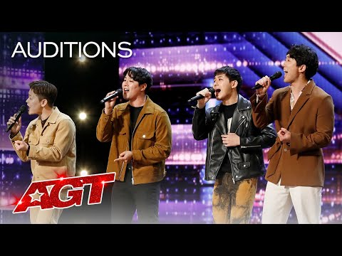 Korean Soul Sings an AMAZING Cover of All My Life America s Got Talent 2021