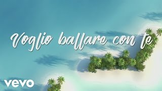 Baby K - Voglio ballare con te (Lyric Video) ft. Andrés Dvicio