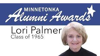 Alumni Awards 2017: Lori Palmer '65