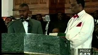 Pastor Gino Jennings Truth of God 543-545 Smallwood Muhammad Debate Part 1 of 2