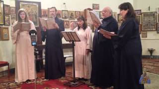 Inno Cherubico - Coro (Collegium) Bulgaro Osanna