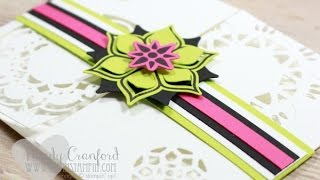 Bright & Bold Fancy Fold feat. Eastern Palace Bundle