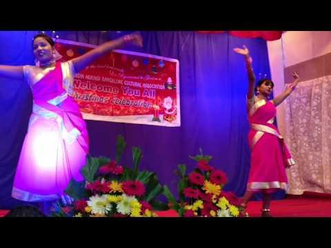 Christmas sadri dance (HD) 2016