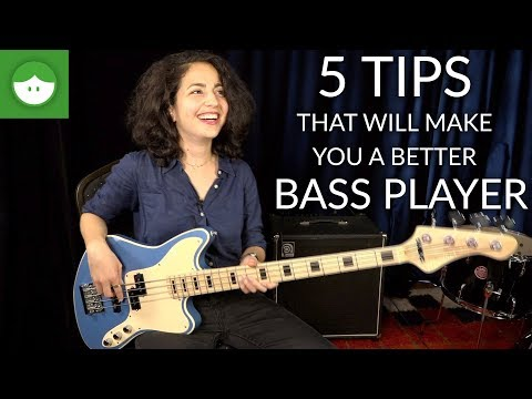 5 tips that will make you a better bass player