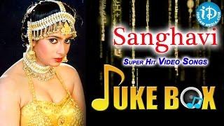 Sanghavi Video Songs Jukebox || Telugu Video Songs Jukebox
