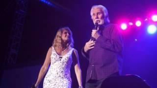 Kenny Rogers - We've Got Tonight -  7/8/2016 Emerald Queen Casino (EQC)  Tacoma WA