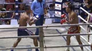 Muay Thai - Saenchai vs. Kongsak - Rajadamnern Stadium 4th September 2013