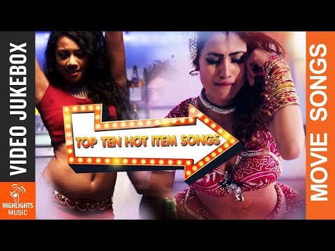 Top 10 Hot Item Songs Video Jukebox | Nepali Movie Official Item Song Collection
