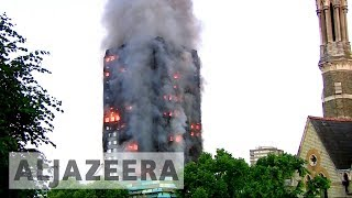 London tower fire: People were