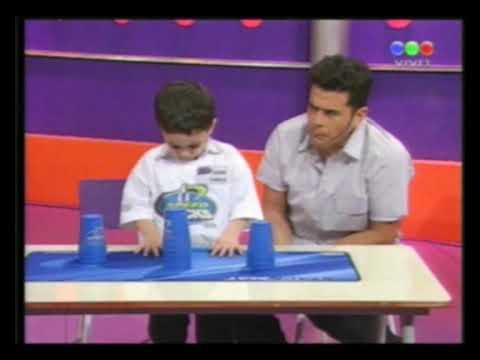 Juancho y Luli en Justo a Tiempo