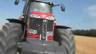 Massey Ferguson 8690 New tractor
