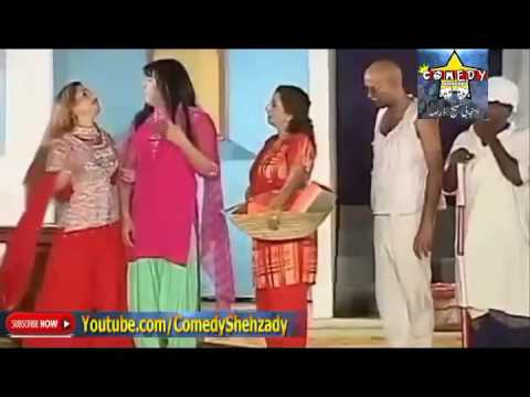 BEST OF NASEM VIKY ACTING ON SHEMALE and AKRAM DAS Punjabi Stage Drama Full Comedy