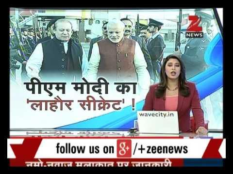 Xxx Mp4 PM Modi Visited Pakistan After Nawaz Sharif Assured Him Of The Security 3gp Sex
